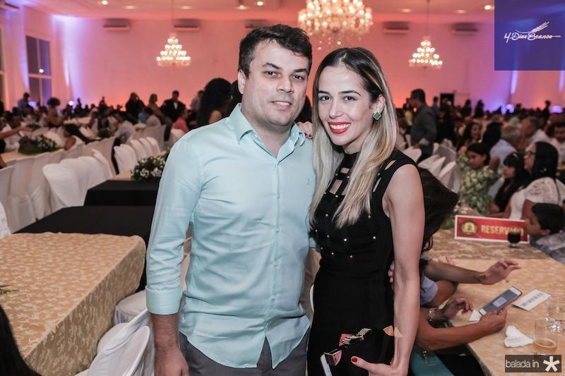 Marcos e Ingrid Freire
