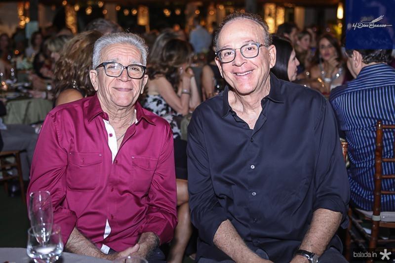 Mino Castelo Branco e Sergio Fiuza