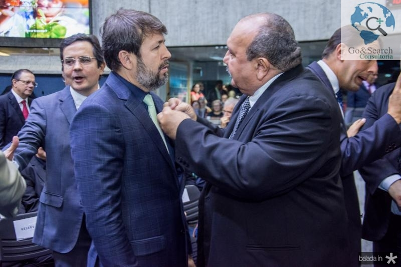 Elcio Batista e Fernando Colares