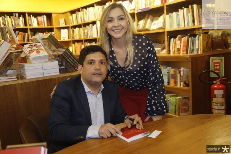 Bruno Queiroz e Eletice Rodrigues
