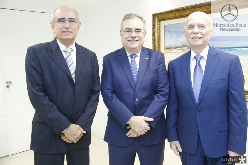 Joao Bosco Macedo, Assis Cavalcante e Freitas Cordeiro