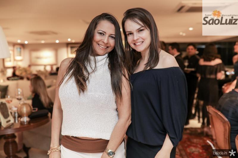Patricia Oliveira e Roberta de Castro