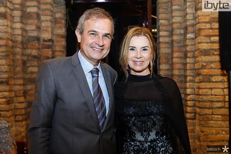 Luiz e Rossane Orquida