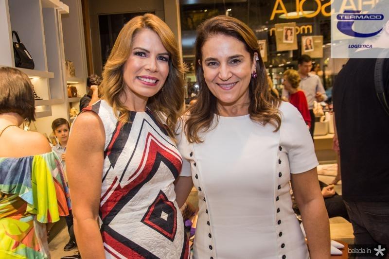 Maira Silva e Patricia Macedo