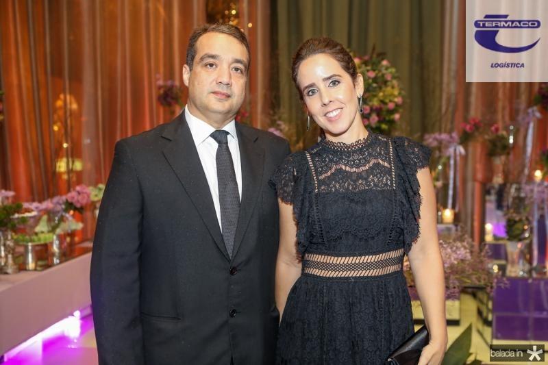 Petronio e Andrea Barreto