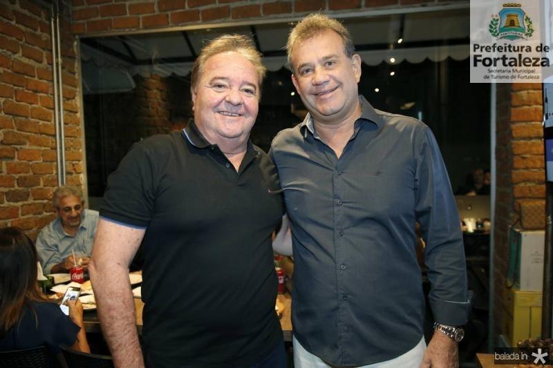 Chiquinho Aragao e Ricardo Nibon