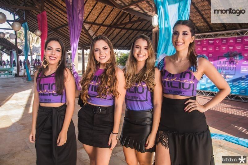 Maria Clara Machado, Sara Vasconcelos, Beatriz Lins e Isa Cavalcante