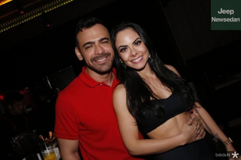 Pedro Serafin e Marianba Duol
