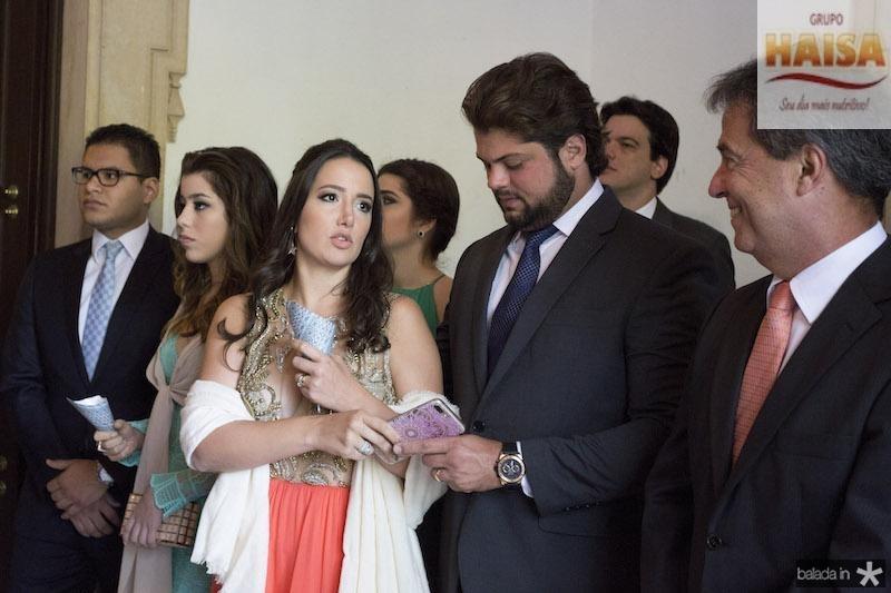 Pedro e Gabriela Garcia