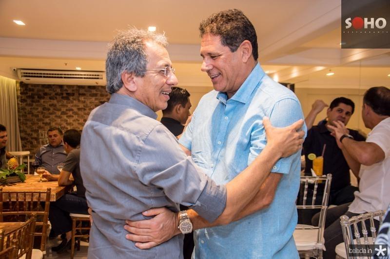 Eduardo Rolim e Marcus Medeiros