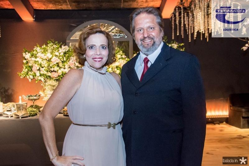 Ana Paula e Wilsson Dantas