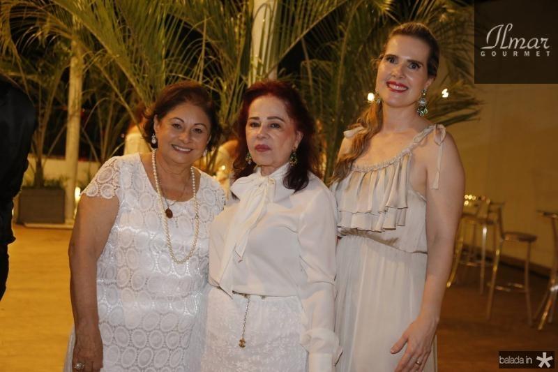 Auridea Guauberto, Itala e Daniela Ventura