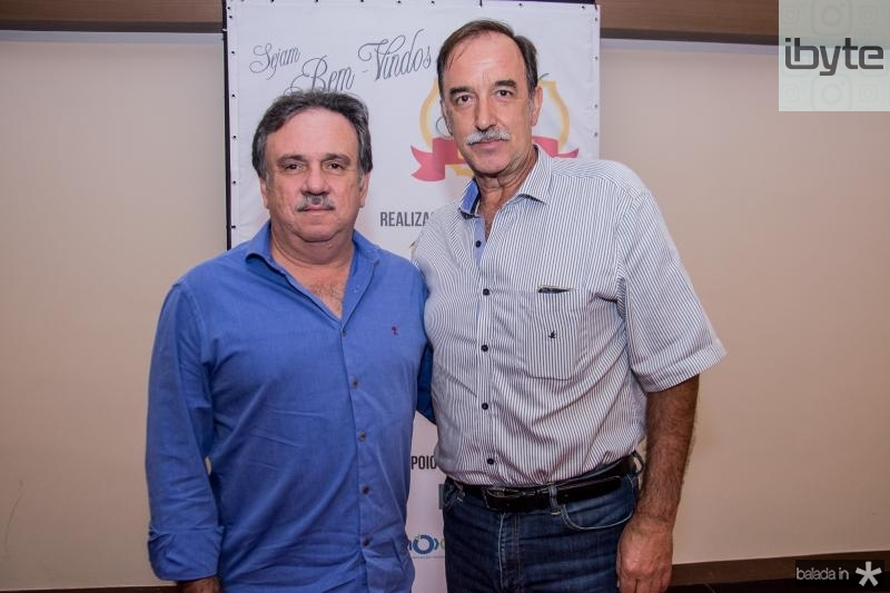 Mario Jorge e Armando Abreu