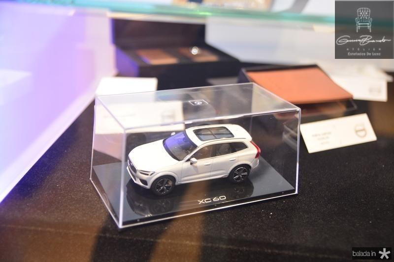 Coquetel de Lançamento do Novo Volvo S60