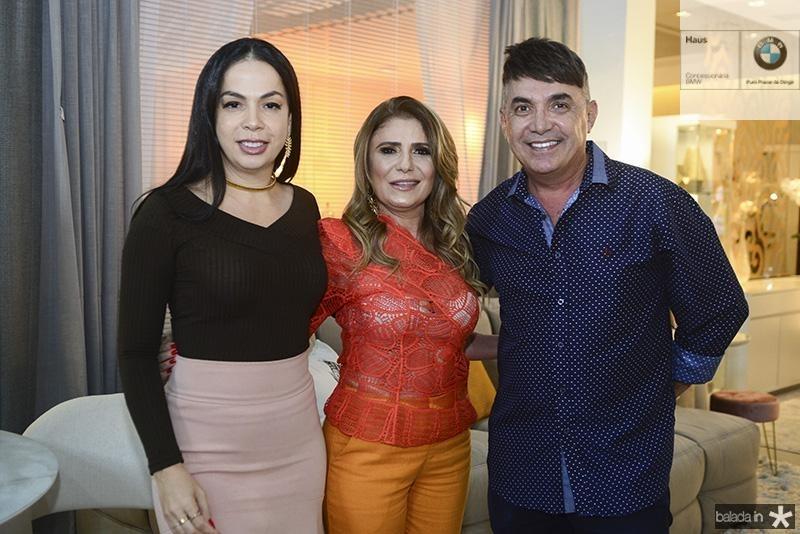 Roberta Fontelles Philomeno, Adelia Albuquerque, Joaquim Salmito