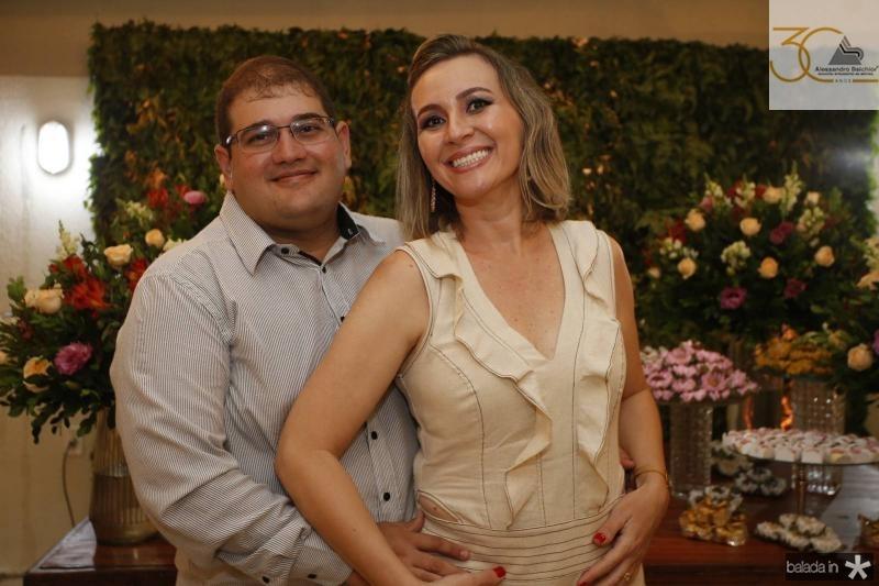 Iuri e Alexsandra Macedo
