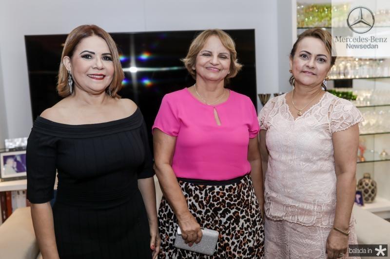 Marilia, Ana Virginia e Silvana Teifilo