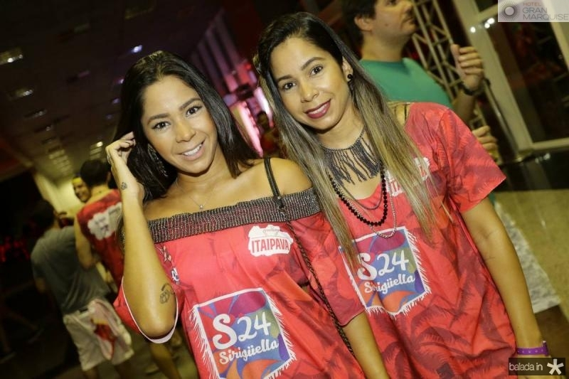 Sabrina e Aline Bezerra