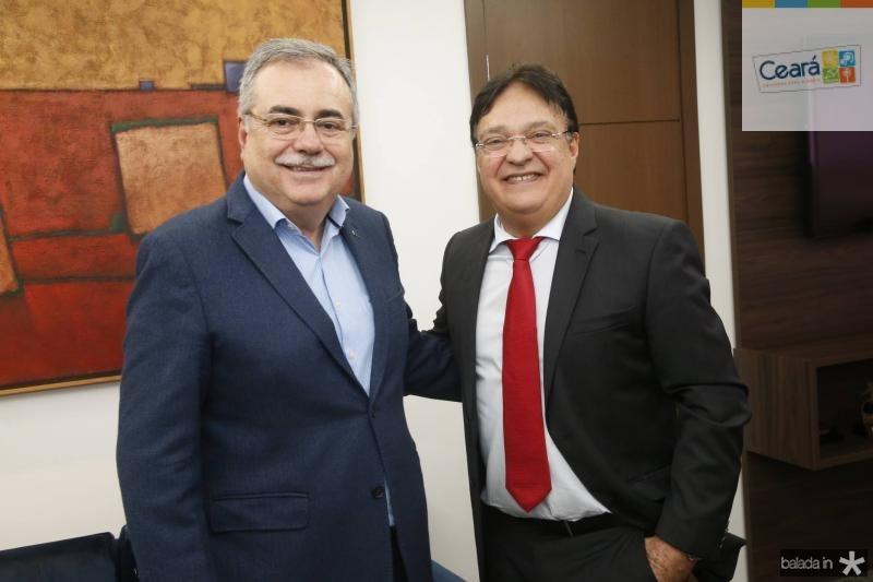 Assis Cavalcante e Cleto Gomes