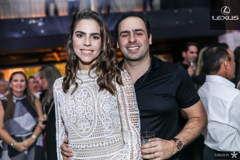 Alice e Rodrigo Ventura