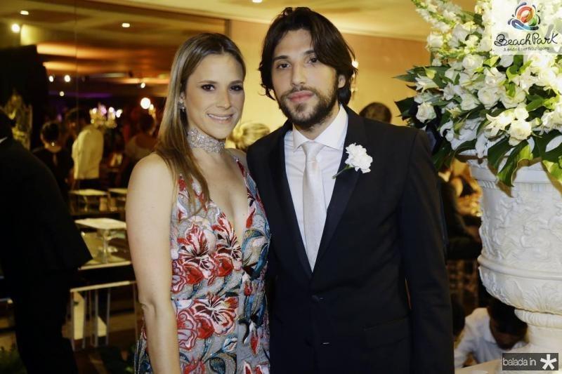 Martinha e Aderbal Freire