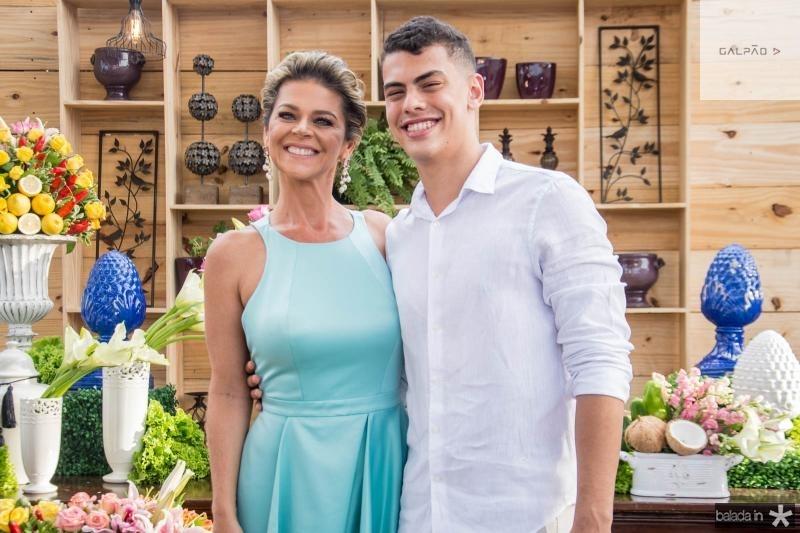 Ana Cristina e Gabriel Wolf