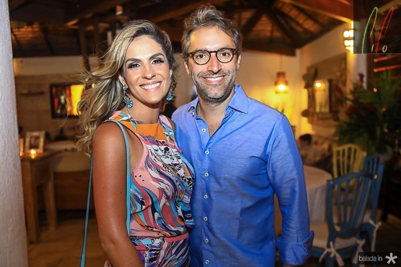 Mariana e Francisco Marinho