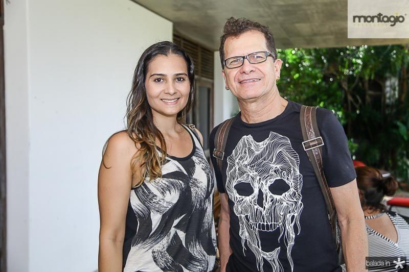 Georgea Vieira e Joao Dias