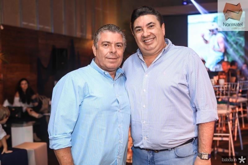 Ricardo Studart e Marcos Dias Branco