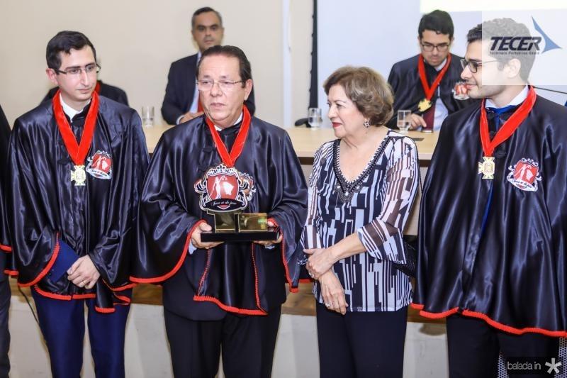 Roberto Victor, Jose Valdo, Joselia Almeida e Vitor Rola