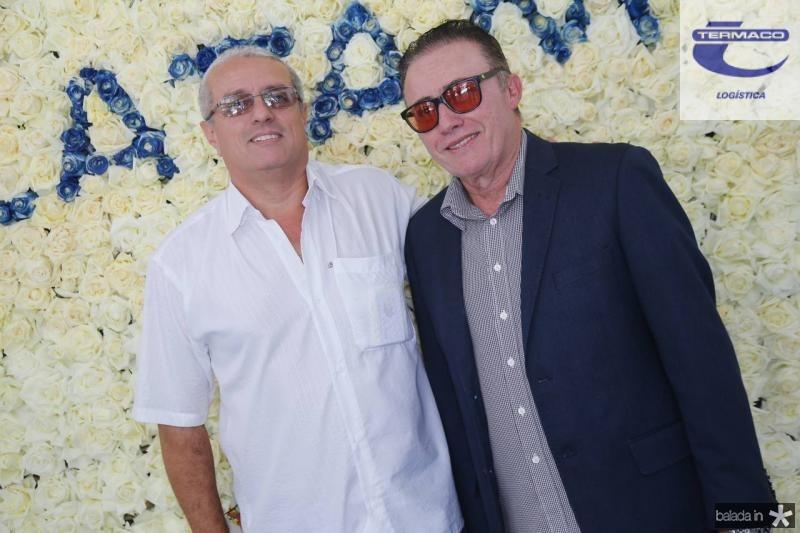 Marcelo Cabral e Darlan Leite
