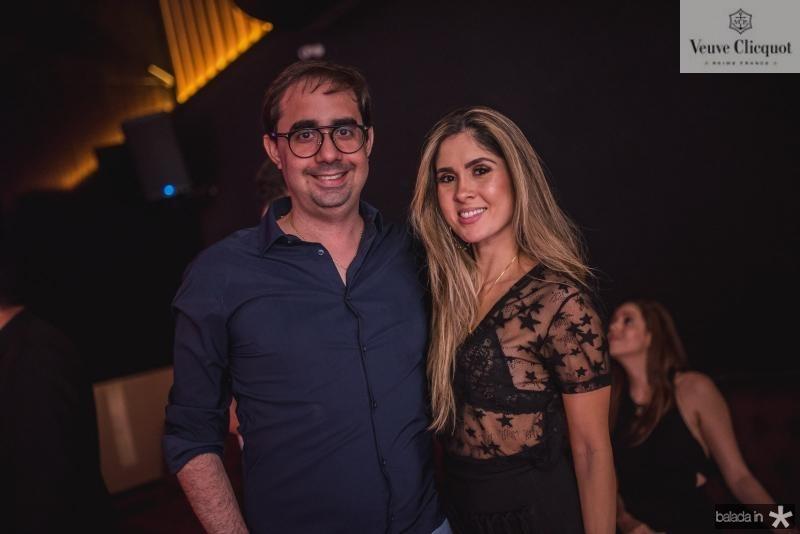 Pedro e Manoela de Castro