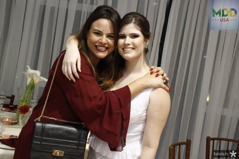 Larissa Moreira de Sousa e Ana Maria