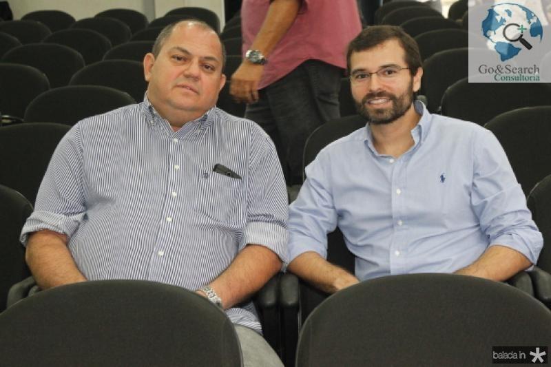 Uberlanio Viana e Tomaz Figueiredo