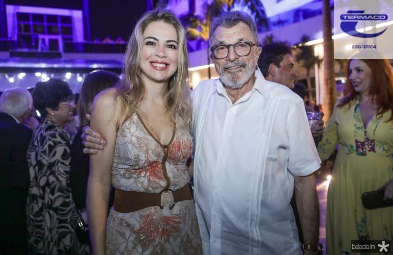 Onelia Leite e Eudoro Santana