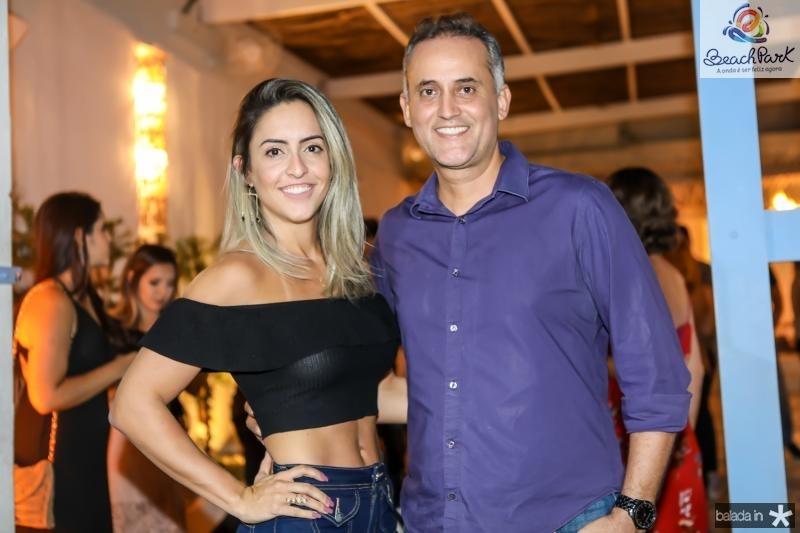 Carina Salgado e Henrique Donato