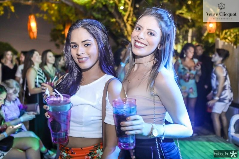 Pamela Mendes e Carolina Martins