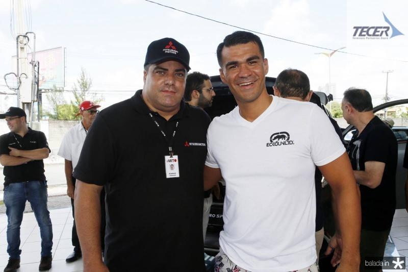 Rodrigo Mata e Rodrigo Barroso