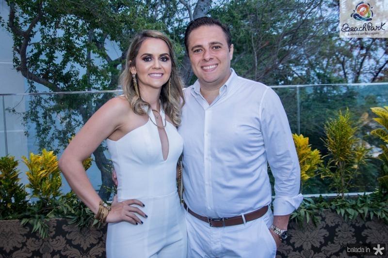 Maira e Felipe Fernandes