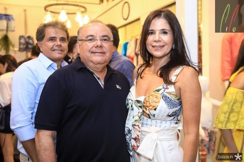 Paedro Carapeba e Maria Lucia Negrao