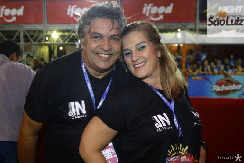 LC Moreira e Lolo Aguiar