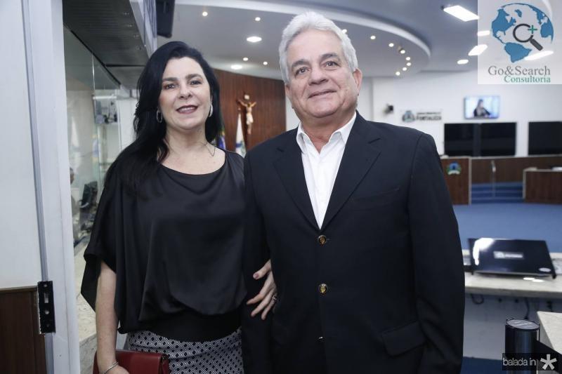 Silvinha e Marcilio Fiuza