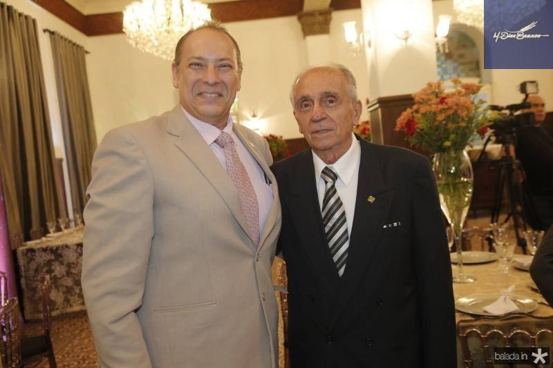 Lamarque e Joao Guimaraes