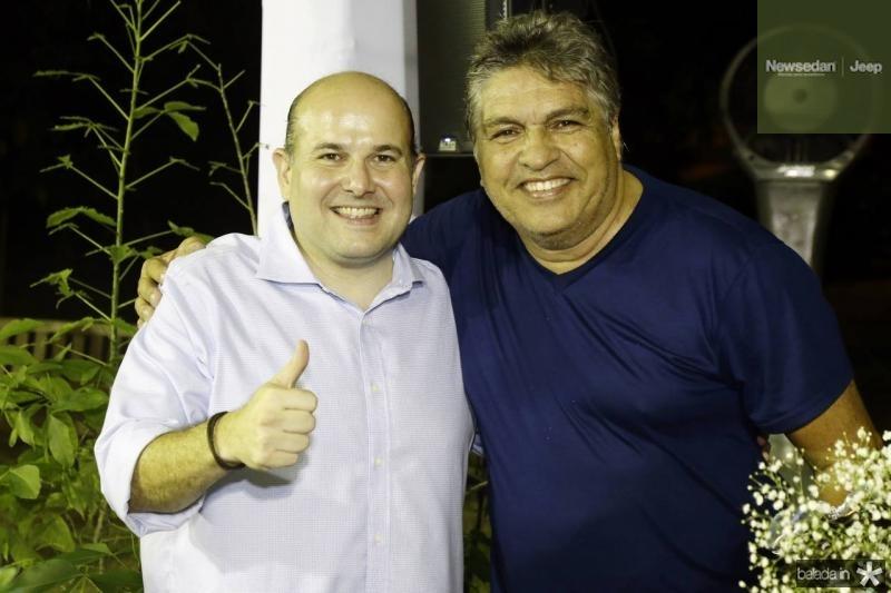 Roberto Claudio e LC Moreira