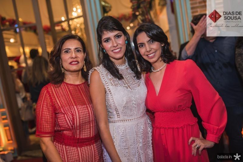 Marcia Teixeira, Flavia e Carla Laprovitera