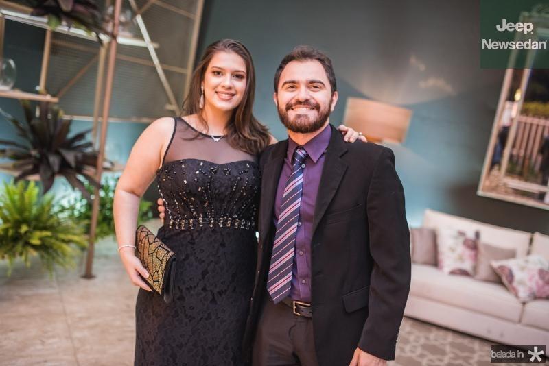 Aine Barbosa e Sales Martins