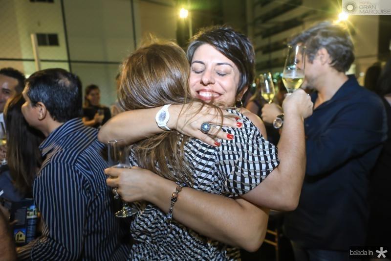 Andrea Coelho e Daniela Monteiro