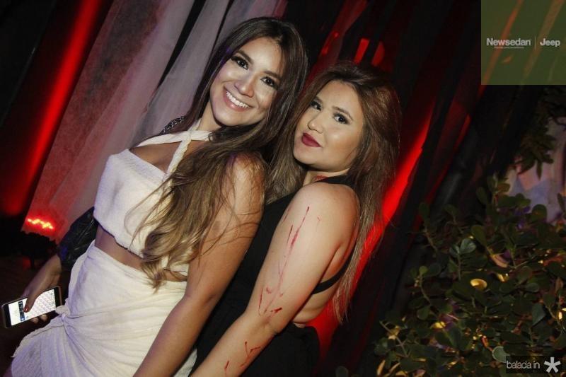 Jessica e Joyce Almeida