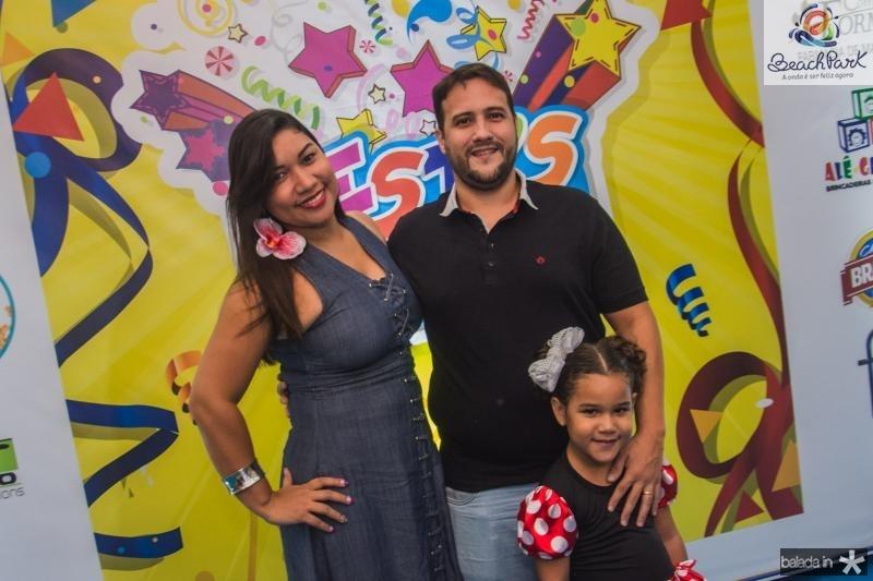 Najara, Ster e Natanael Duarte