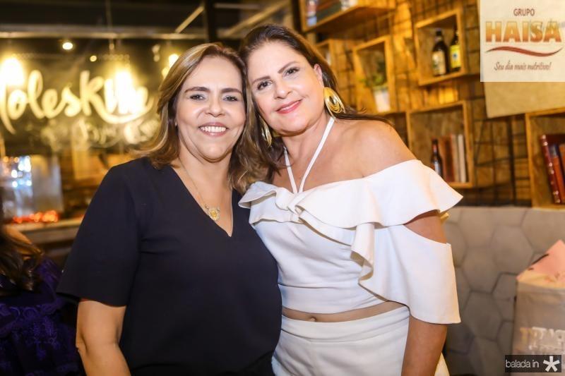 Ailza Ventura e Celina Fiuza